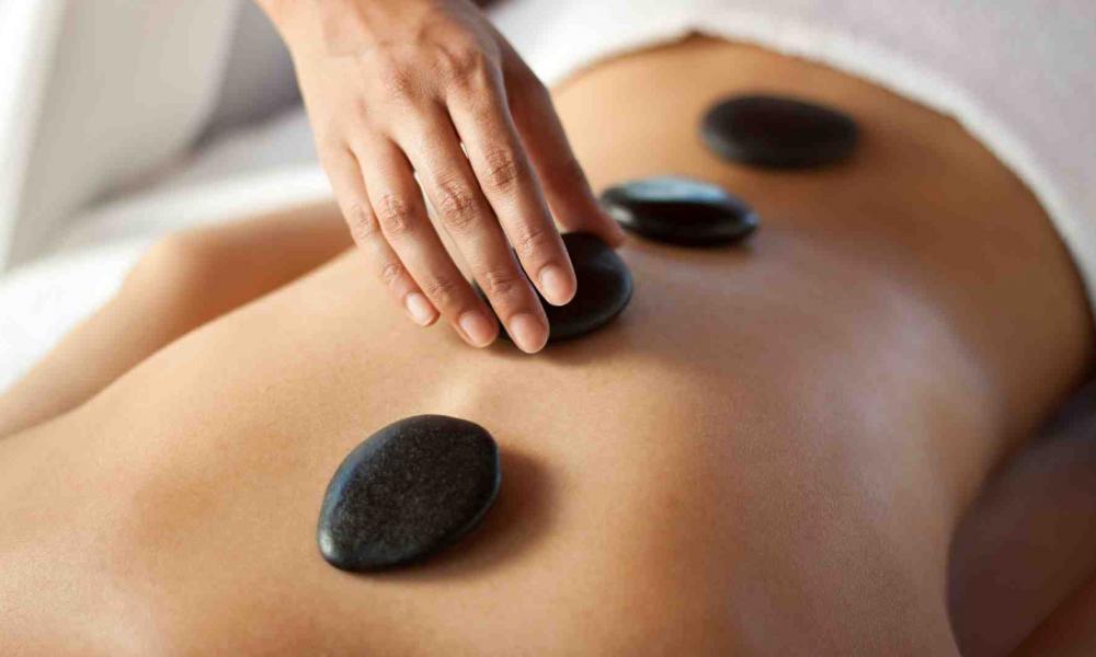 Penrith Signature Massage: Warm Coconut Oil + Hot Stone+ Stretching