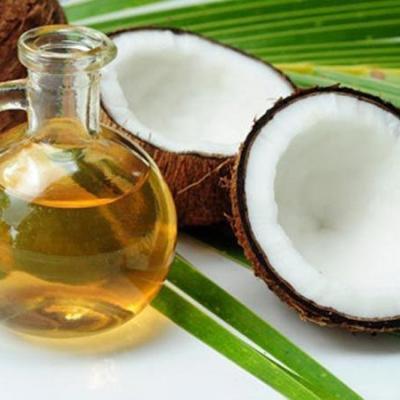 Hot Coconut Oil Massage